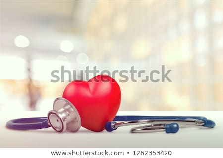 heart health stock photo © lightsource