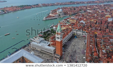 Venice Italy Saint Marco square view Stock photo © keko64