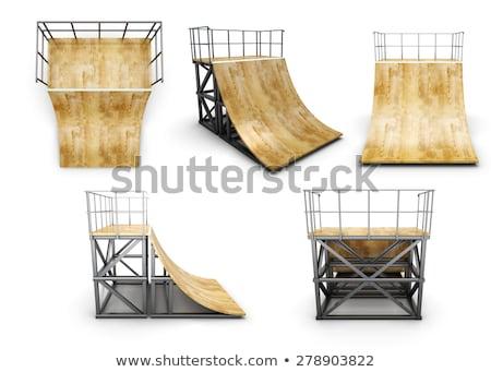 Skate Ramp Stock photo © RAStudio