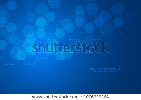 科学 · 研究 · 背景 · デザイン · 顔 · 男 - ストックフォト © mike_kiev