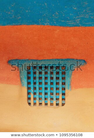 Nepalese window called Ankhi jhyal Stock photo © dutourdumonde