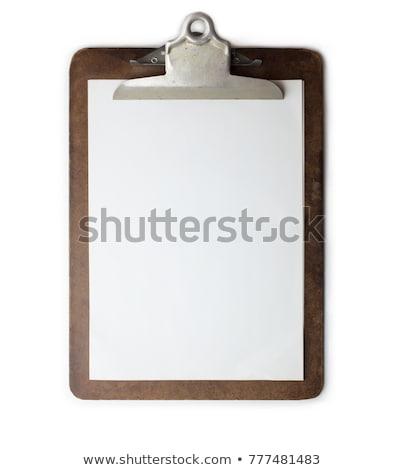 調査 · アンケート · 表示 · クリップボード · 注記 - ストックフォト © romvo