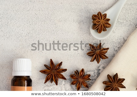 Anise oil Stock photo © yelenayemchuk