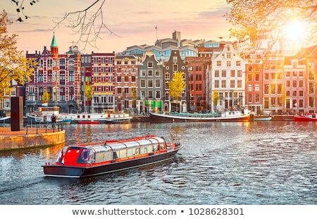 amsterdam river stock photo © joyr