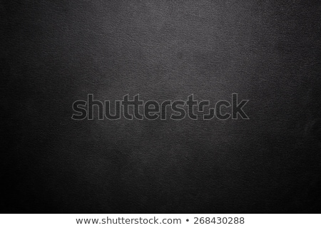 black leather texture stock photo © karandaev