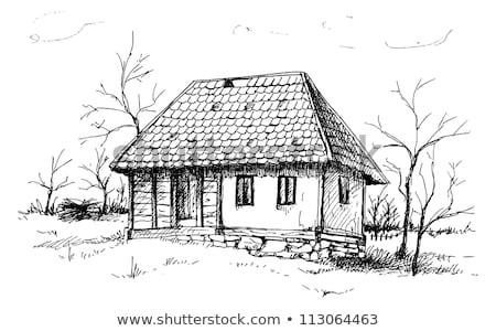 Oude huis oude houten huis polen boom for Classic house nl