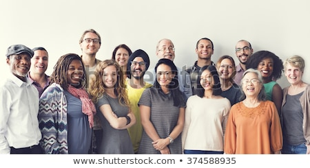 Diversity Community Success Stock photo © Lightsource