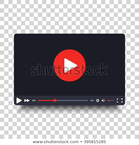 modern · videó · játékos · interfész · terv · háttér - stock fotó © marysan