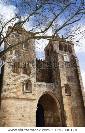 Cathedral of Nossa Senhora da Assuncao. Evora, Portugal. Stock photo © Photooiasson