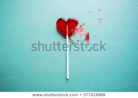 broken love concept stock photo © lightsource