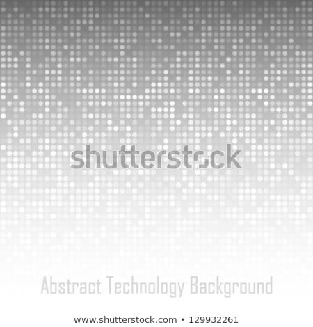 Stock fotó: Körkörös · háló · technológia · stílus · vektor · terv