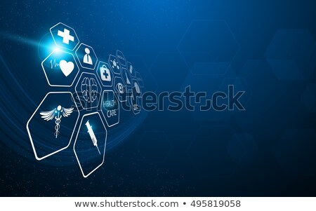 technology innovation concept design with digital network circui stock photo © sarts