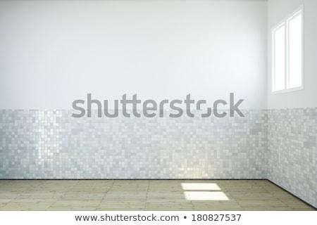 leer · Bad · home · Zimmer · schönen · modernen - stock foto © wavebreak_media