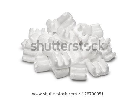 styrofoam packing peanuts Stock photo © devon