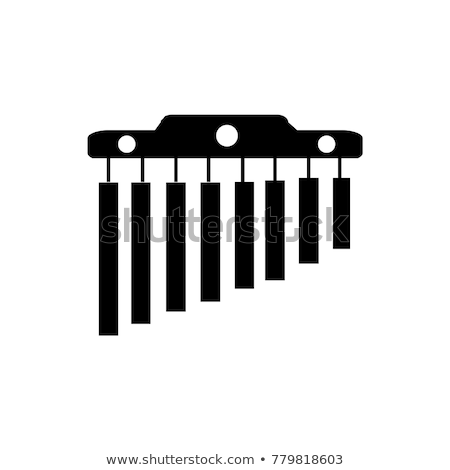 талисман Бар инструмент иллюстрация металл Cartoon Сток-фото © lenm
