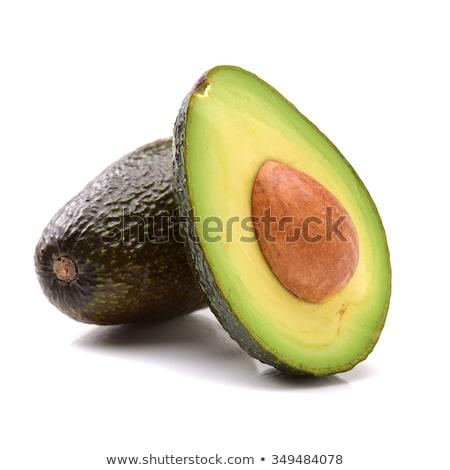avocado in studio Stock photo © cynoclub