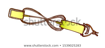 Surf ceinture planche de surf couleur vecteur Photo stock © pikepicture