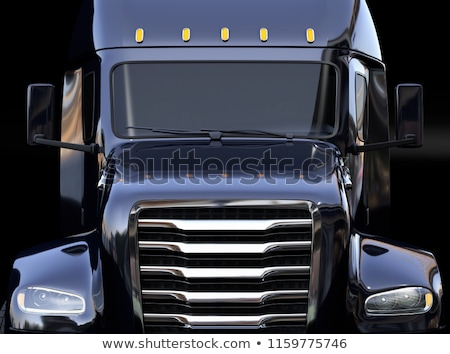 fuel truck close up stock photo © deyangeorgiev