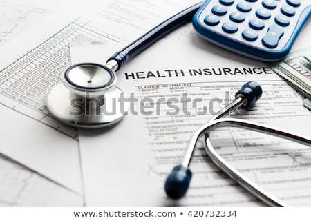 Medical Insurance Stock photo © vectomart