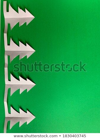 abstract paper based new year concept  stock photo © pathakdesigner