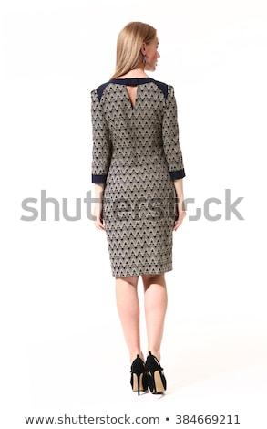 ярко · латекс · одежды · девушки - Сток-фото © nyul