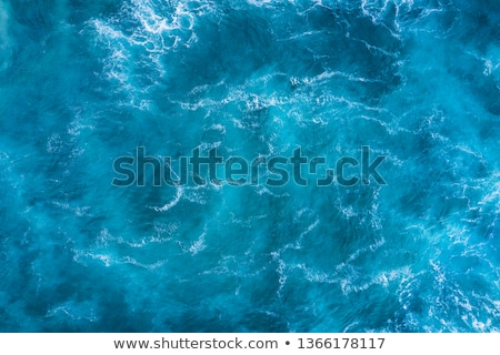 foamy water surface Stock photo © prill