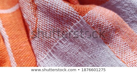 abstract orange based floral  Stock photo © pathakdesigner