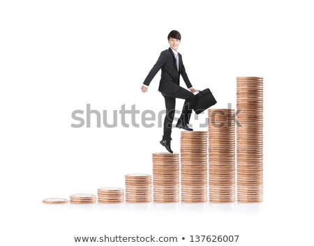 Portrait of a fortunate businessman with crossed arms Stock photo © wavebreak_media