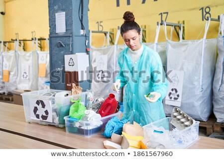 woman waist sorting stock photo © photography33