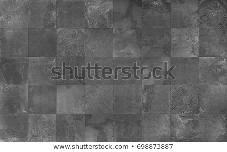 grey tile wall texture stock photo © tashatuvango