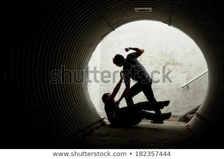 Violent Crime Stock photo © Lightsource
