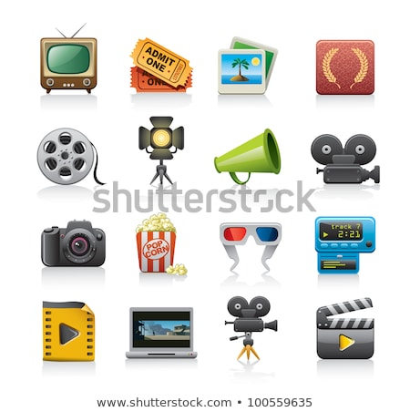 Media Player 3D Icon S...