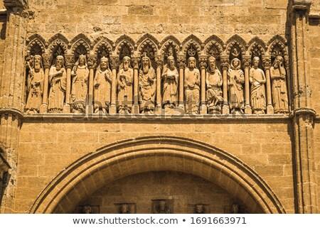 unesco · herança · Espanha · projeto · mundo · arte - foto stock © phbcz