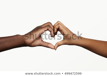 Shot of a passionate young people in love Stock photo © stryjek