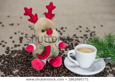 Rudolph The Red Nosed Reindeer Stock photo © fizzgig