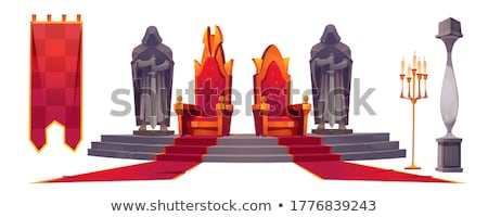 sword and candle stock photo © cosma