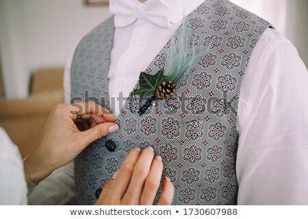 buttonhole flowers Stock photo © limpido
