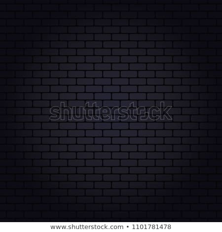 alley with brick as background Stock photo © mycola