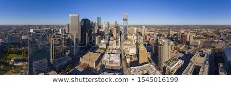 View on downtown Houston Stock photo © meinzahn