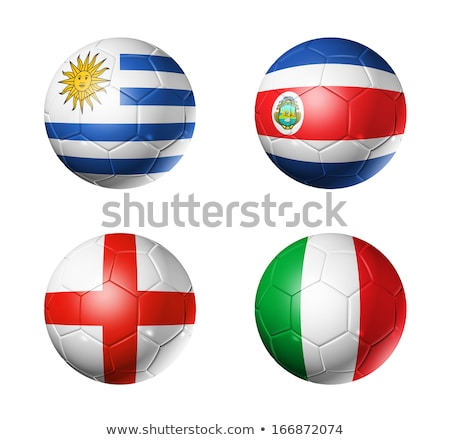 World Cup 2014 Group D Stock photo © smocker03
