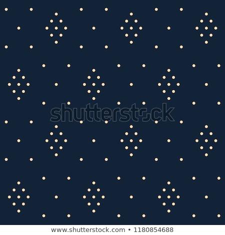 аннотация Живопись бисер ткань синий холст Сток-фото © Kayco