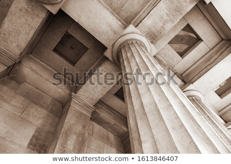 Close-up of an old statue Stock photo © bmonteny