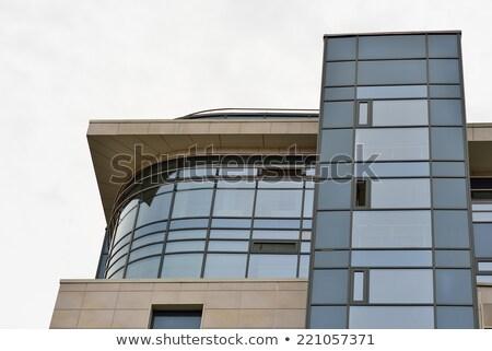 Suggerimento nuovo costruzione snapshot fondo Foto d'archivio © cherezoff