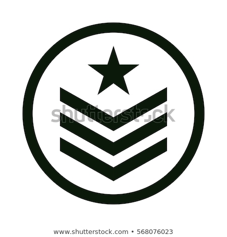military icons Stock photo © glorcza