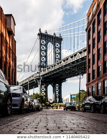 Street in NYC Stock photo © iko