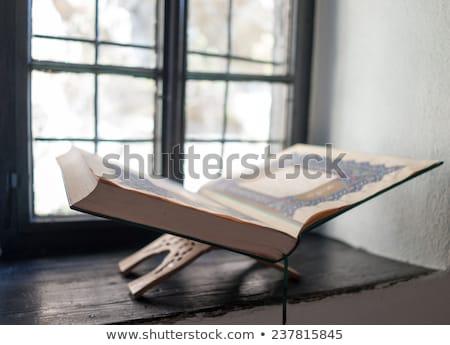 model · renkli · kitap - stok fotoğraf © zurijeta