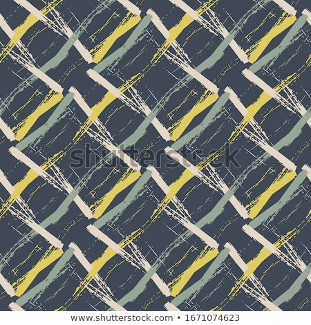 Neutro geométrico sem costura escuro padrão Foto stock © almagami