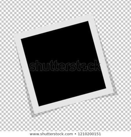 Foto stock: Quadro · quadro · imagem · antiquado · fotografia · câmera