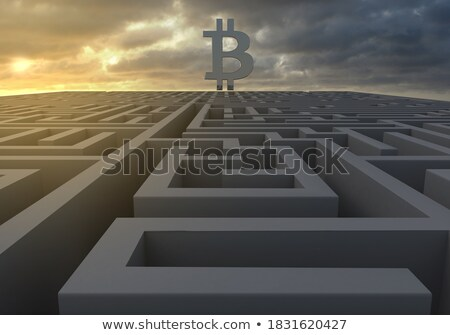 Currency Strategy Solution Path Stock photo © Lightsource