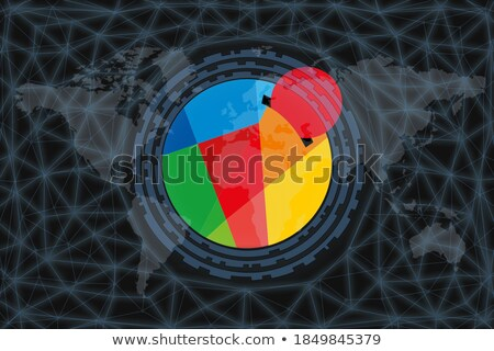 Reddcoin - Sign on Digital Background. Stock photo © tashatuvango